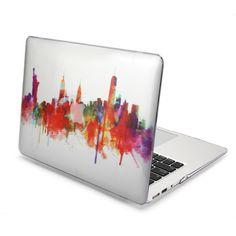 Hard Case Print Glossy (Skyline Pattern) for Apple MacBook Air 13 inch