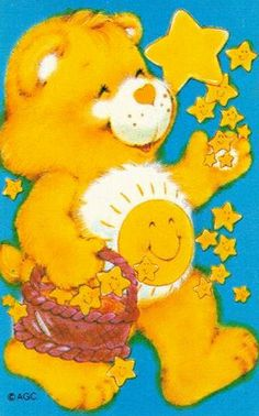 Care Bears: Funshine Bear with Star Buddies
