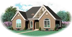 House Plan chp-42189 at COOLhouseplans.com
