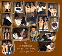 Het eerste leerjaar, superfijn! Preschool Curriculum, Kindergarten, Leaving Cards, Dozen, Coin Art, Preschool Graduation, Back 2 School, Vlog, Yearbook Photos