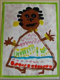Ecole Maternelle René Cassin - MS - Petites africaines