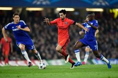 Soccer Match: Chelsea vs Paris Saint-Germain http://www.sportsgambling4fun.com/blog/soccer/soccer-match-chelsea-vs-paris-saint-germain/  #Championsleague #ChelseaFC #Blues #football #ParisSaint-Germain #Parisians #PSG #soccer
