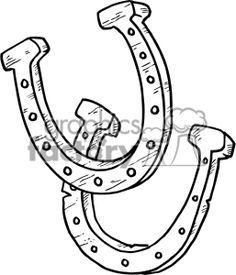 Free printable coloring pages Horseshoes That Bring Good Luck Coloring Page Horse Coloring Pages, Coloring Sheets, Sue Sunbonnet, Coloring Rocks, Colouring, Horse Stencil, Cowboy Quilt, Wood Burning Patterns, Free Printable Coloring Pages