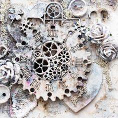 Calico Craft Parts: Objet D'Art : by Jennie