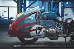 Bike Shed London 2017 - Photo Ivo Ivanon (imagefactory-studio.com) 11 #motorcycles #caferacer #motos   caferacerpasion.com