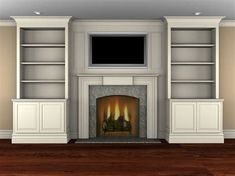Built-In Cabinetry | Bookcases | Media Centers | Wall Units