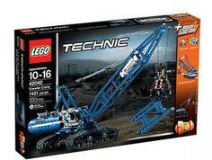 LEGO-Technic-42042-Seilbagger-NEU-OVP