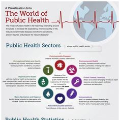 A Glimpse into the world of public health..my soon to be world for the next few years!