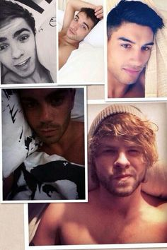 FINALLY ALL THE WANTED MEMBERS HAVE POSTED A BED SELFIE!!!!