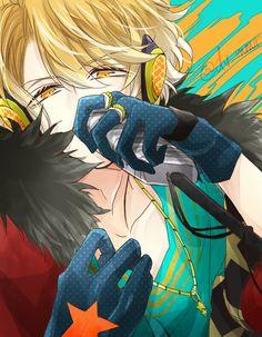 Follow mình nha? Follow me?? Boys Anime, Cute Anime Guys, Manga Boy, Cute Guys, Manga Anime, Anime Art, Kaito, Ken Anime, Boy Illustration