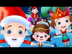 Christmas & New Year Songs For Kids | Happy New Year