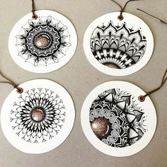 Awesome by @clarenorman_art #zentanglemandalalove #zentangle #zentangleart #zen #manualidades #mandala #art #artist #drawing #doodle