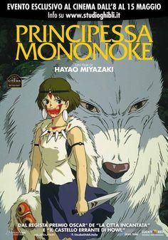 Principessa Mononoke | Studio Ghibli