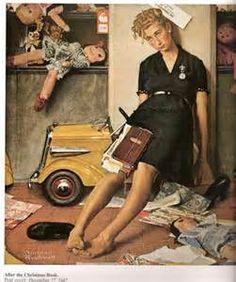 Norman Rockwell - Um artista de verdade