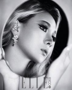 """@ellekorea X #maybelline"""