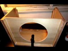 Hand Made Cabinet with vintage 1951 Jensen Speaker - Mini Rectifier Head Speaker Box Diy, Guitar Cabinet, Stone Temple Pilots, Diy Cabinets, Cabinet Ideas, Guitar Amp, Hobby, Speakers, Bass