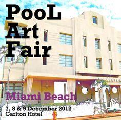 Pool Art Fair Miami Beach