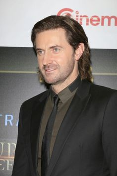 Richard Armitage / CinemaCon / Into the Storm /  March 27th 2014