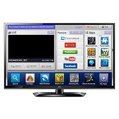 LG Televisor LED 42 42LS5700 Smart TV