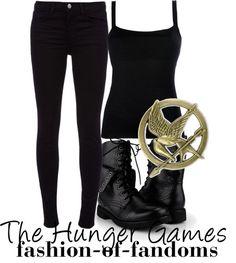 """Tagged """"hunger games""""   Fandom Fashion"""