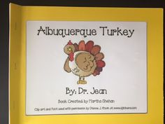 ALBUQUERQUE TURKEY - Dr. Jean & Friends Blog