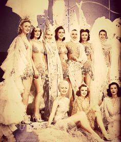 Ziegfeld Girl (1941) I have always been fascinated by the Ziegfeld Girl!
