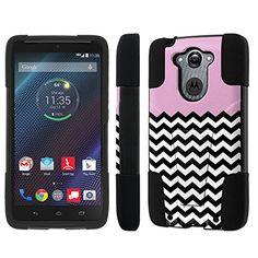 NakedShield Motorola Droid Turbo XT1254 Pink Chevron T Armor Tough Shock Proof KickStand Phone Case NakedShield Motorola Droid Turbo XT1254 http://www.amazon.com/dp/B00SA5YMGU/ref=cm_sw_r_pi_dp_YXPjvb0X15KCX