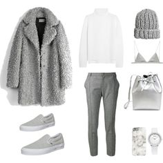 """""""The Teddy Coat"""" by fashionlandscape on Polyvore"""