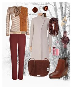 """weekend away"" by yasmina33 on Polyvore featuring Balmain, Dorothy Perkins, Ariat, White House Black Market, DaVonna, Reiss, Lauren Ralph Lauren, Missoni, Charlotte Russe and Kendra Scott"
