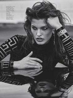 Electric Dreams - Julia van Os by Nicole Bentley for Vogue Australia March 2017