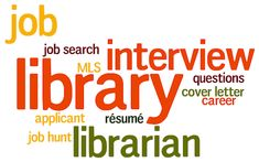 for future reference: librarian interview stuff