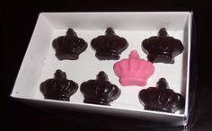 bombones 1/4 mmm deliciosos! caseros para regalar.