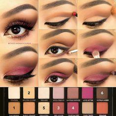 Anastasia Beverly Hills Modern Renaissance Pallet Eyeshadow Makeup