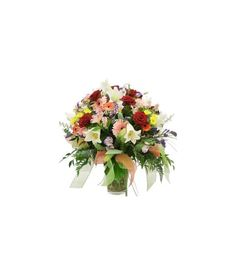 Celebrate you love with this exuberantly colourful floral arrangement of lilies, red roses and other gorgeous fresh flowers. This bouquet will truly help you celebrate all occasions. Flower Delivery Service, Lilies, Fresh Flowers, Red Roses, Floral Arrangements, First Birthdays, Bouquet, Celebrities, Plants