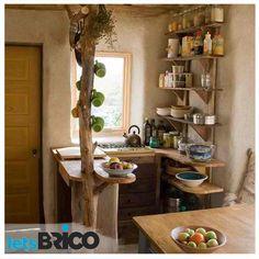 Si eres de los que tiene una cocina pequeña en este tablera te mostramos algunas ideas para inspirarte y sacarle el mayor provecho :-)