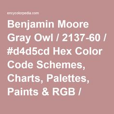 Convert benjamin moore paint colors to rgb / Atkn coin