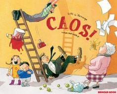 Dica de livro para as crianças: Caos! http://www.mildicasdemae.com.br/2013/03/dica-de-livro-caos.html