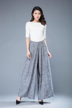 26b10893f60b4 21 Best Palazzo Pants  Plus images