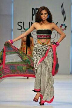 Beautiful saree...