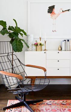 Living room update // smitten studio