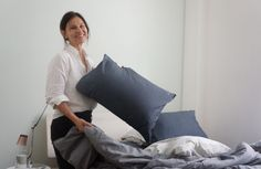 Linen Logic: 20 Tips for Taking Care of Your Bedding