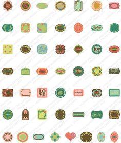 cricut | Lacy Labels Cricut Cartridge