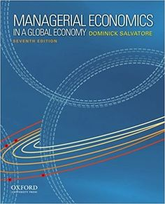 Eco550 managerial economics text book thomas christopher solution manual for managerial economics in a global economy 8th edition by salvatore fandeluxe Image collections