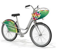 France - Avignon - Velopop (200 bikes)