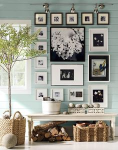 Fast Feng Shui : Get Straightened Up!  example keep pictures on wall balanced or straight...good posture, standing and sitting straight are a few more examples.
