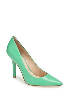 Love Thos color !! GUESS 'Plasma' Pump available at #Nordstrom