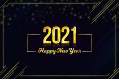 Free Vector | New year 2021 background Confetti Background, Blurred Background, New Year Illustration, Party Poster, Party Flyer, Lettering Design, Flyer Template, Happy New, Instagram Story