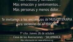 https://www.youtube.com/watch?v=5lc13eVitGs Musicoterapia para Personas con Fibromialgia en AFIBROSAL Salamanca. Para mayor información contacta con la Asociación. #musicoterapia #musictherapy