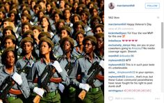 Marc Lamont Hill deletes 'Happy Veterans Day' photo of Cuban soldiers [screenshot]