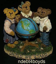 Jean,Chris and Mike....United We Stand